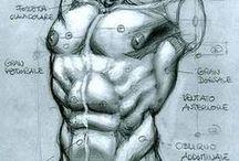 Rysowanie Mężczyzn