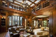 Library Heaven / The bookworm's paradise! From reading chairs and bookshelves to magnificent libraries and serene studies. It's time to read...