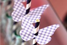 Butterfly Party / children's birthday parties, butterfly inspiration