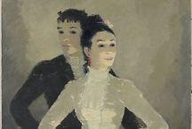 Pintores famosos / Colección de pinturas famosas / by Rosairis Sáenz