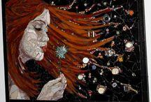 Mosaics / Inspiration for my mosaic art work. / by Butterfly MosaicsUK