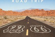 Roadtrip USA / by Tamalla Bailey