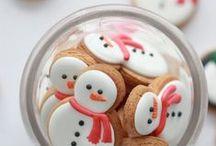 dekoratif kurabiyeler