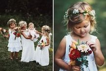 Little bridesmaids/best men