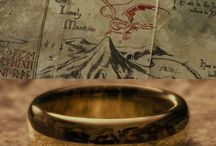 One Ring to rule them all... / All things LOTR... / by Ruth Ellicott