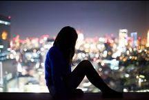 love city at night