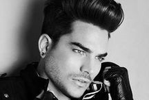 Adam Lambert <3 / Great voice... and something else ;)