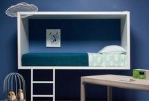 Para o Quarto / Ideias pra decoração e design de quarto.