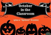 Fall Resources (Elementary Classroom) / A variety of fun fall resources and activities for the upper elementary classroom.