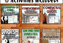 Ancient China-Ancient Civilizations / This board focuses on EVERYTHING related to the developments of Ancient China.