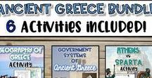 Ancient Greece-Ancient Civilizations / EVERYTHING on this board focuses on the Ancient Civilization of Ancient Greece!