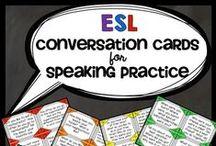 ESL Activities / ESL Activities, ESL worksheets, Adult ESL, Kids ESL, ESL Teaching, ESL Classroom