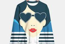 ESZAdesign sweatshirts
