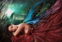 Fairies / by Stefany McClain