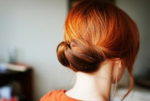 Cool Hair / by Stefany McClain
