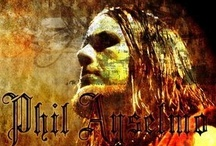 Phil Anselmo / by Stefany McClain