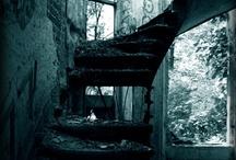 Creepy Stuff / by Stefany McClain