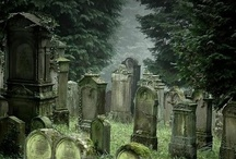 Cemetaries / by Stefany McClain