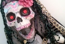 Skull & Bones / by Stefany McClain