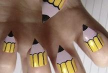 nails / by Hannah P