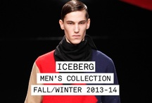 ICEBERG - F/W 2013-14 Men's Collection / by Iceberg Official