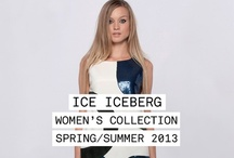 ICE ICEBERG SS 2013 WOMEN'S COLLECTION / by Iceberg