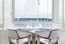 GB1 Fish Restaurant at the Grand / One of Brighton's new and glamorous culinary hotspots, GB1 is located within the iconic Grand Hotel Brighton.  
