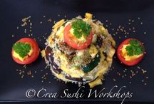 FOOD & CREATIVITY / Creative food, not 2 simple & not 2 difficult