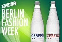 Iceberg@Brand Media Summer Fashion Cocktail - Berlin / During Berlin Fashion Week, one of the youngest and freshest events in the industry, there will be a lot of special activities: for example, today's Brand Media Summer Fashion Cocktail. Co-sponsored by ICEBERG in partnership with Mercedes-Benz, Champagne Ruinart Blanc de Blancs and Porsche Design, it shows the international and prestigious status of the event.   / by Iceberg