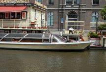 Iceberg celebrates the Amsterdam Canals 400th Anniversary / Iceberg celebrates the Amsterdam Canals 400th Anniversary with a special tour around canals on the Koningin Juliana,  a luxury candlelight boat...    / by Iceberg Official