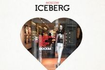 Vogue fashion Night Out - Moscow 2013 / Iceberg celebrates Moscow 2013 Vogue fashion Night Out / by Iceberg