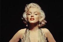 Marilyn- 1950's fashion