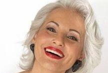 LA BEAUTÉ N'A PAS D'AGE / www.DentisteHo.com // Votre sourire restera jeune :)