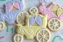 Cookie Deco ~ The Art of Icing / お菓子のデコレーション