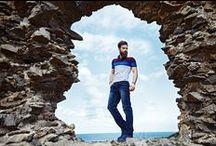 LİWALİ Catalogo Uomo Primavera Estate 2014 / liwali fabric t-shir,shirt,jeans,knitwear,sweater,pullover,magliera,