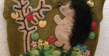 вязание для детей / вязание шитье