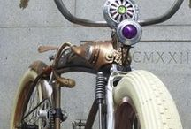 Cool/Custom Bicycles