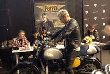 VENCE at FERRO Magazine Conest - Motor Bike Expo 2015