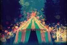"Psychedelic Circus / ""When all else fails.......join the circus"""