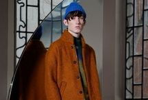 Iceberg Fall/Winter 2015-16 Men's Collection / Iceberg Fall/Winter 2015-16 Men's Collection Federico Curradi Creative Director / by Iceberg Official