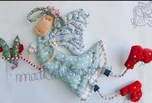 куклы Бурдаковой Надежды / игрушки