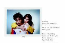 "Iceberg ""Downtown Gallery"" Spring/Summer 2015 Campaign / Downtown Gallery is the advertising campaign for Iceberg's Spring/Summer 2015 collection: 22 Polaroids, taken by Olivier Zahm to celebrate 40 years of the brand and its history, that has always been close to the art world. The campaign stars 12 faces of Downtown New York, wearing both Spring-Summer 2015 collection and historical pieces, true works of art from the archive of the brand. / by Iceberg"