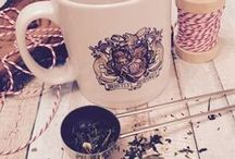 Beastly Beverages Teas and Coffees / Beastly Beverages is a small one man business based in London. I combine a love of tea with fandom and a generous dash of geekery to bring you unique blends.