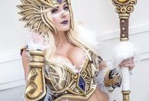 Cosplay collection / Cosplay, anime, manga