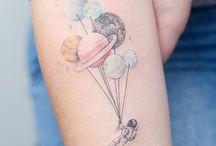 Tattoooot / Tattoes
