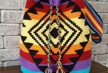 Tapestry crochet & motifs