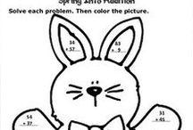 Easter Maths