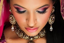 The Blushing Bride - Bride's makeup