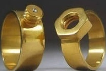 With this ring I thee wed - Wedding rings