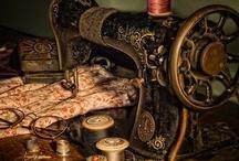 Sewing Stuff / by Celene Roesch